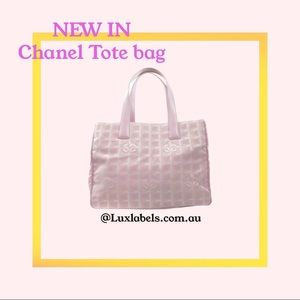💯Authentic Chanel Tote bag ❗️❗️❗️